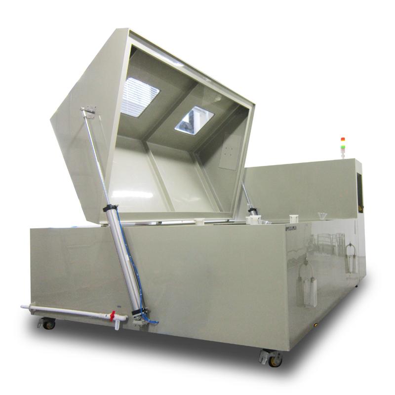 盐雾试验机加工成型技术及操作指南