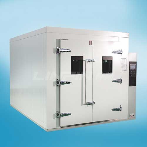 步入式高低温湿热试验箱测量方法